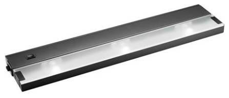Kichler 12213BZ Modular Line Voltage Xenon 3 Light Bronze Under Cabinet Light 12 - Modern ...