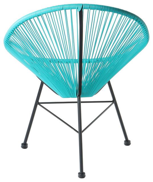 PoliVaz Mayan Hammock Acapulco Lounge Chair Blue