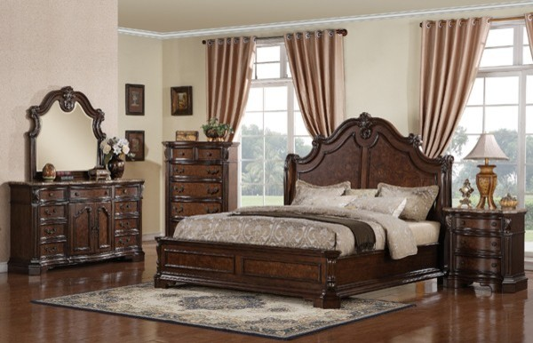 Monticello Bedroom Set