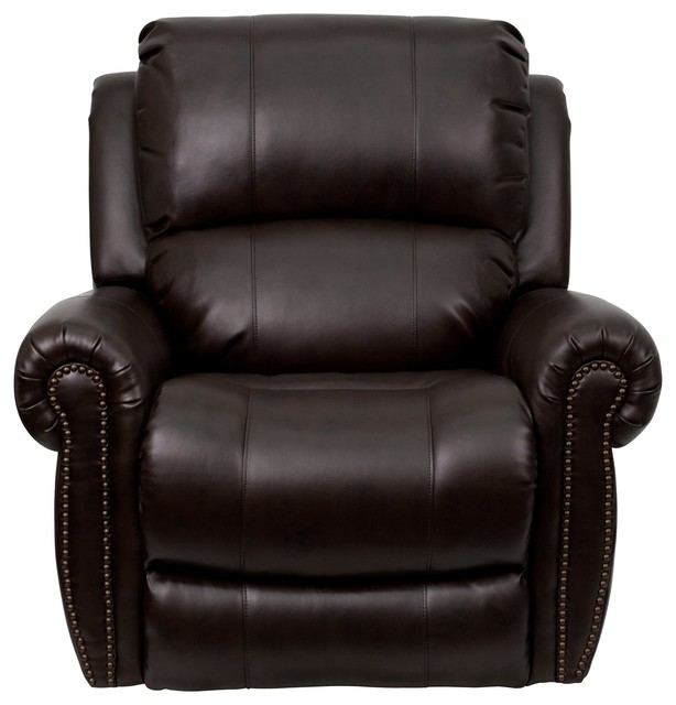 Flash Furniture Recliners Leather Recliners Contemporary