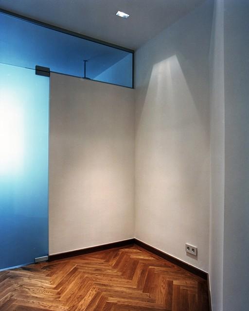 tu m nchen appartements f r professoren contemporary. Black Bedroom Furniture Sets. Home Design Ideas