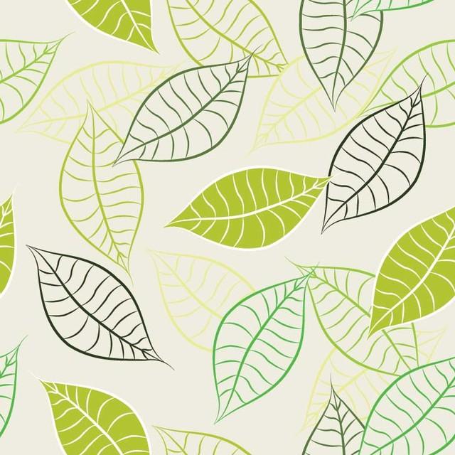 Chic Shelf Paper Eco Leaves Shelf Paper & Drawer Liner ...