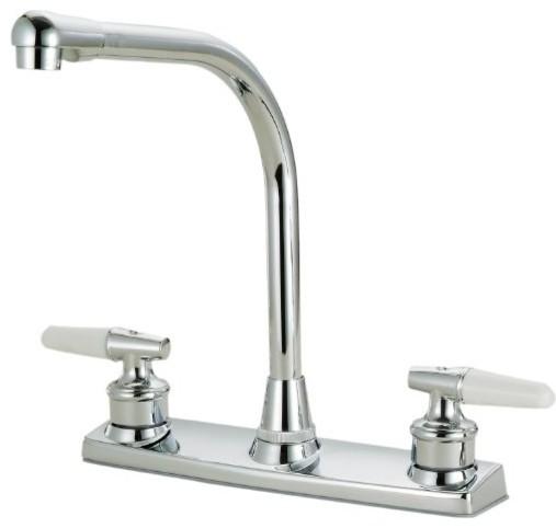 12 3334 chrome kitchen faucet modern kitchen faucets