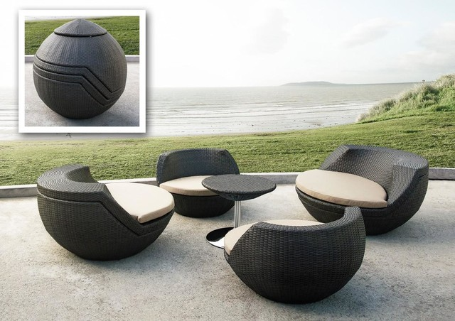 outdoor modern patio furniture 2