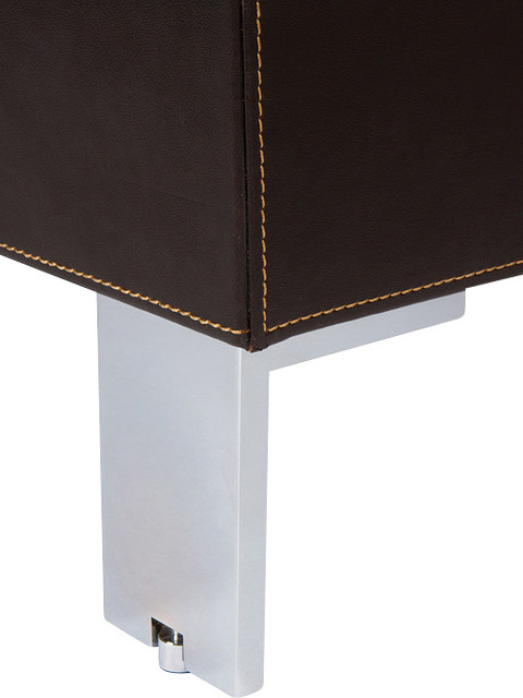 L-Shaped Leg with Adjustable Leveler - Contemporary - Furniture - by Doug Mockett & Company, Inc.