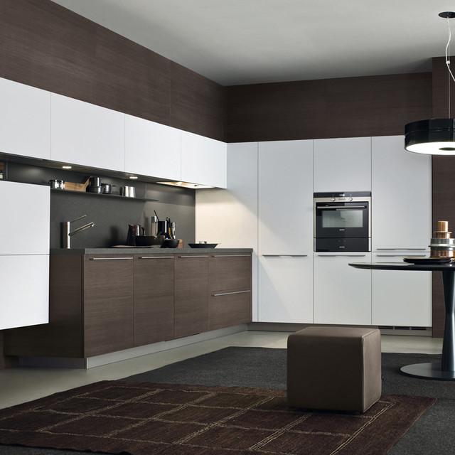 Varenna by poliform my planet kitchen cabinetry modern for Poliform kitchen designs