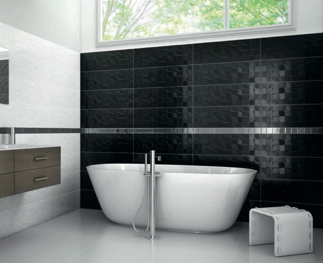 Trends 2015 contemporary tile other by lucke for Modern bathroom tile trends
