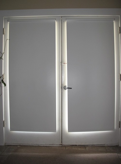 Blackout Blinds For French Doors