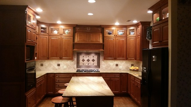Best Of Kitchen Remodel Projects Traditional Kitchen By Nicely Done Kitchens