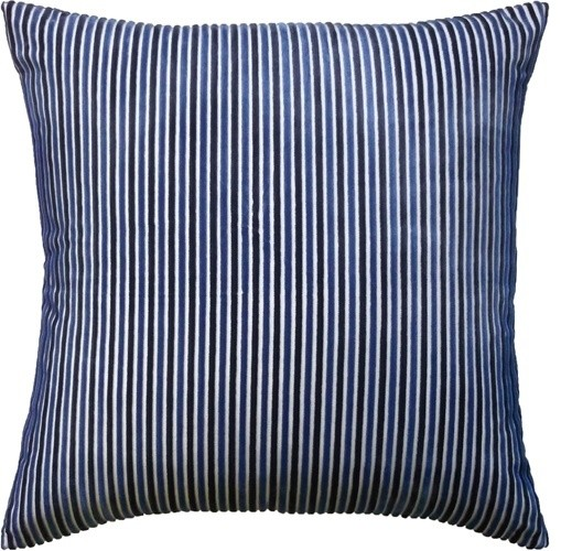 Ennobled Royal Pillow - Decorative Pillows - chicago - by Belle and June