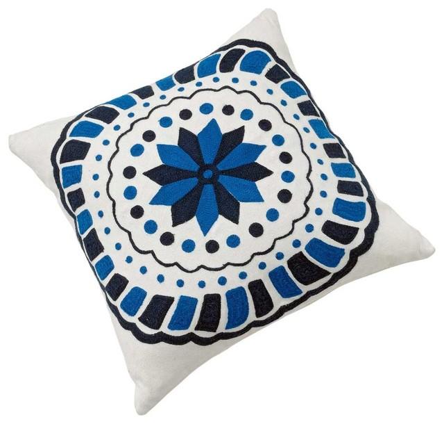 liv interior outdoor kissen emilie blau skandinavisch. Black Bedroom Furniture Sets. Home Design Ideas