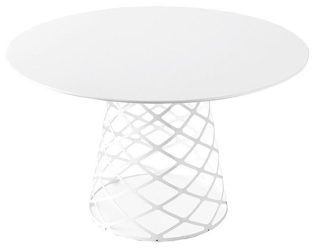 Esstisch modern rund  Esstisch Rund 120 Cm Bologna ~ Innen- und Möbel Inspiration
