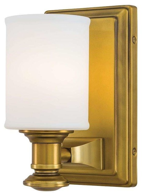 Minka Lavery 5171 249 Harbour Point Bathroom Light In Liberty Gold Transiti