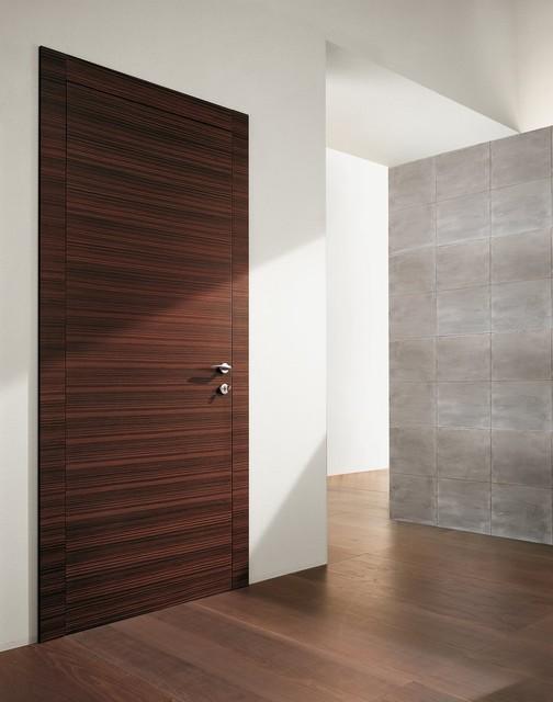 Flush doors modern interior doors other metro by for Modern interior door designs