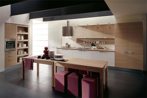 Mia kitchen collection aran cucine italy modern - Aran cucine italy ...