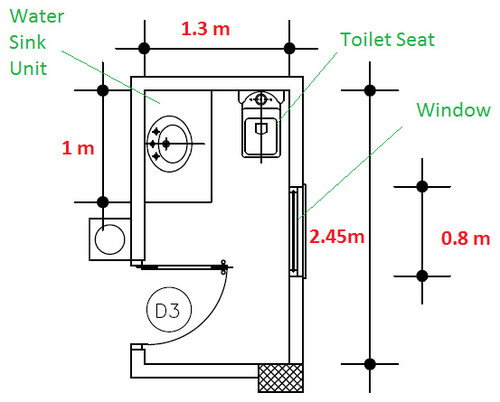 minimum contruction guidelines for water bores