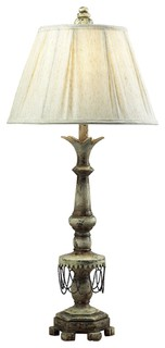 traditional table lamp traditional table lamps by modum decor. Black Bedroom Furniture Sets. Home Design Ideas