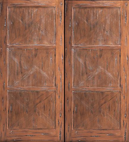 Hand Carved Asian Door Xxx Photo
