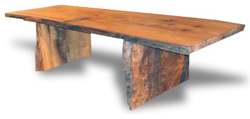 custom made wood barn table contemporary dining tables new york