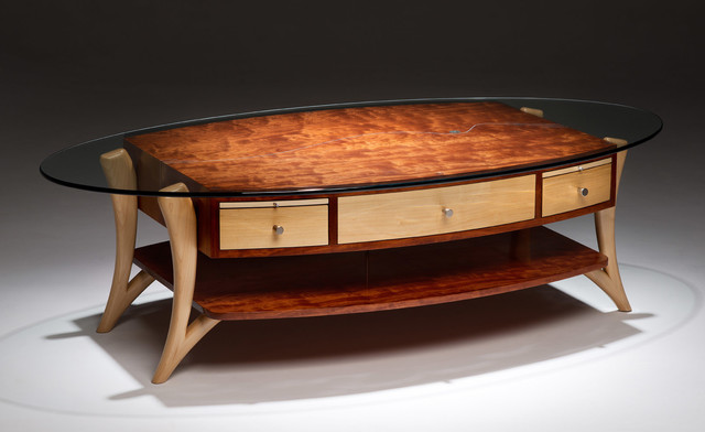 La Selva Coffee Table Contemporary Coffee Tables San Francisco By Michael Singer Fine
