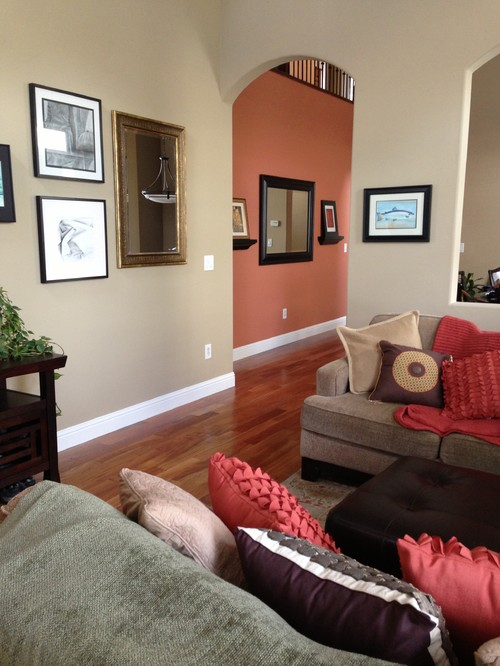 Most Popular Chocolate Brown Wall Paint Colors