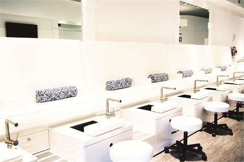Beauty Salon Design Ideas f barber shop interior pictures best hair salon interior design interior design beauty salon salon interior design modern salon decor hairdresser salon Design Ideas For A Nail Bar And Beauty Salon