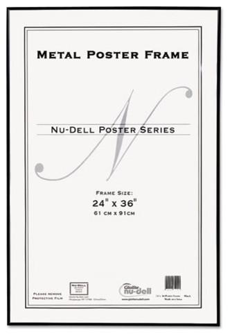 Poster frame 36 x 42