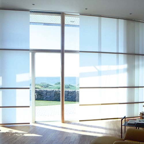 Sheerweave Sliding Panels Contemporary Vertical Blinds