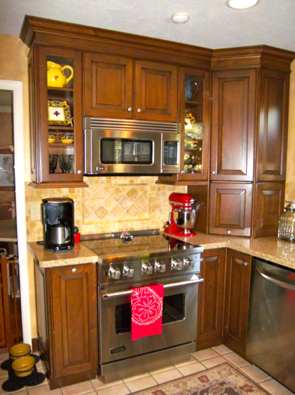 Kitchen Traditional Kitchen Houston By Cabinets Designs