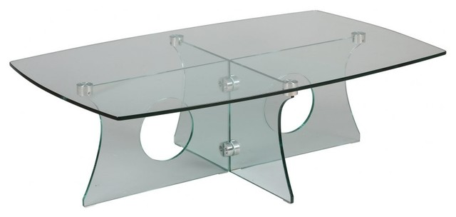 Table basse amethyste en verre contemporary coffee tables by inside75 - Tables basses originales ...