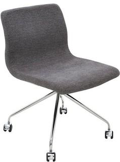Alta armless office chair contemporary office chairs by wefurnit - Armless office chairs uk ...