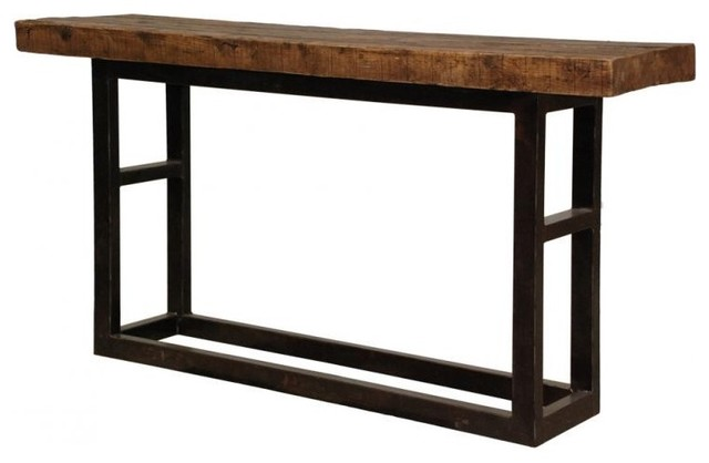 "Jaden Console Table 68"" - Contemporary - Side Tables And End Tables ..."