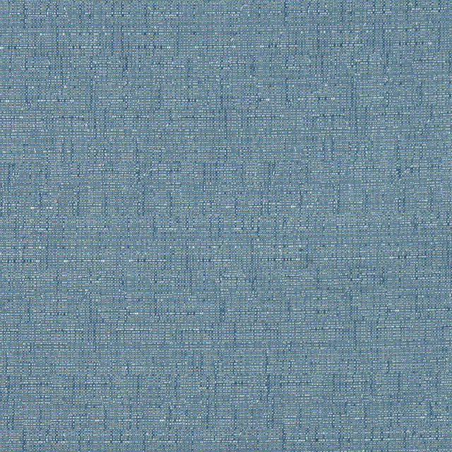Light Blue Textured Solid Woven Jacquard Upholstery