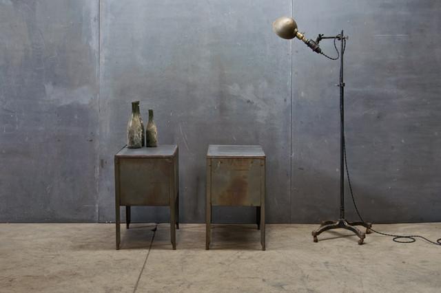 Industrial Wooster Street Floor Lamp Eclectic Floor