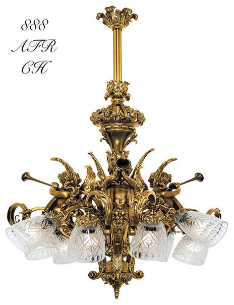 Victorian Chandelier Lighting
