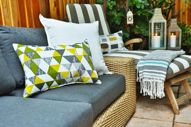 Outdoor space palo alto ca contemporary patio san - Houzz palo alto ca ...