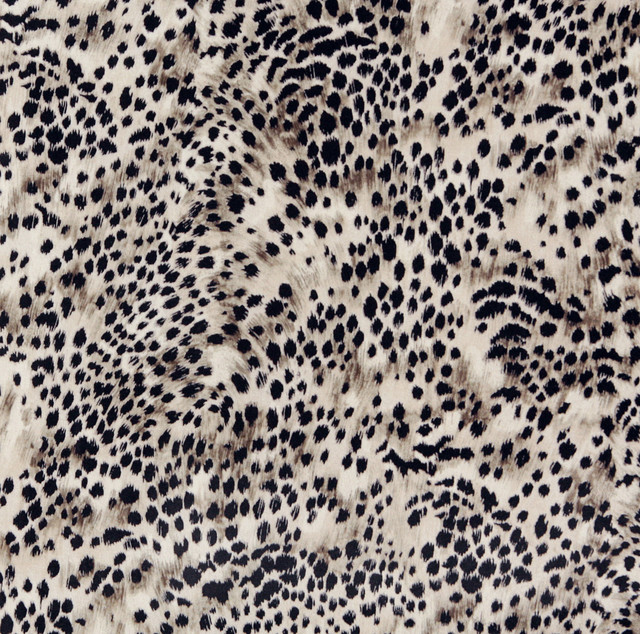 e422 cheetah animal print microfiber fabric contemporary