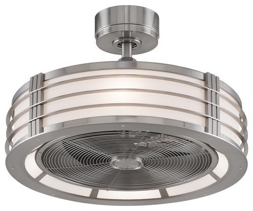 """Fanimation Beckwith 23"""" Ceiling Fan Blades Integrated"""