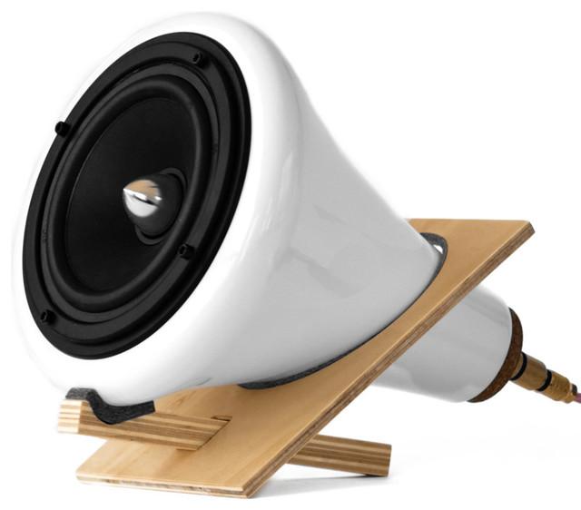 Ceramic Speakers - by shop.cooperhewitt.org