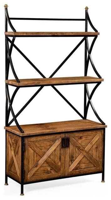 jonathan charles baker 39 s rack light sawn klassisch. Black Bedroom Furniture Sets. Home Design Ideas