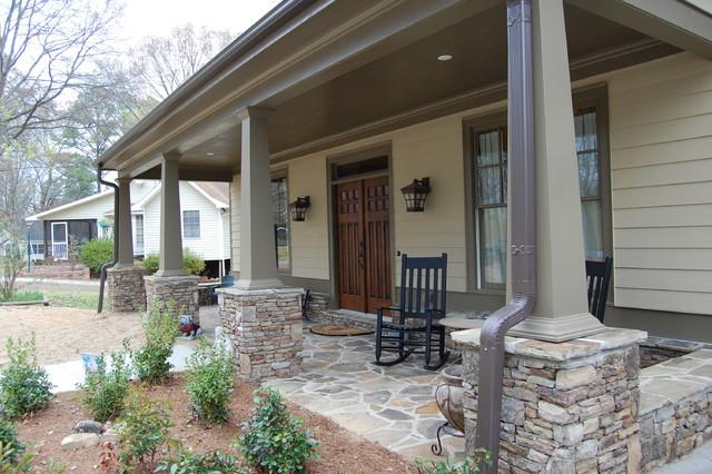 Custom New Homes Craftsman Atlanta Di Troxel Properties