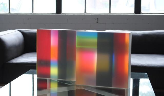 klash inside acrylic sculptural walls contemporary home decor