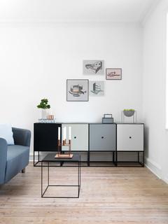 Billeder af træ sofa sæt