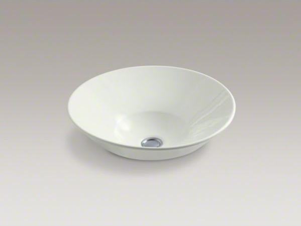 ... bathroom sink with gla - Contemporary - Bathroom Sinks - by Kohler