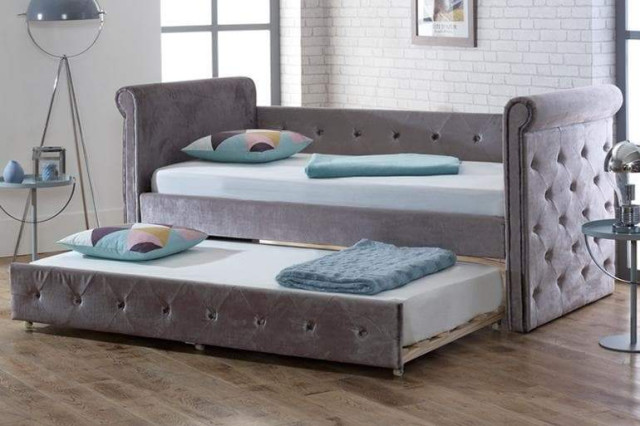 Carra Guest Bed Modern Divan Beds By Beds On Legs Ltd