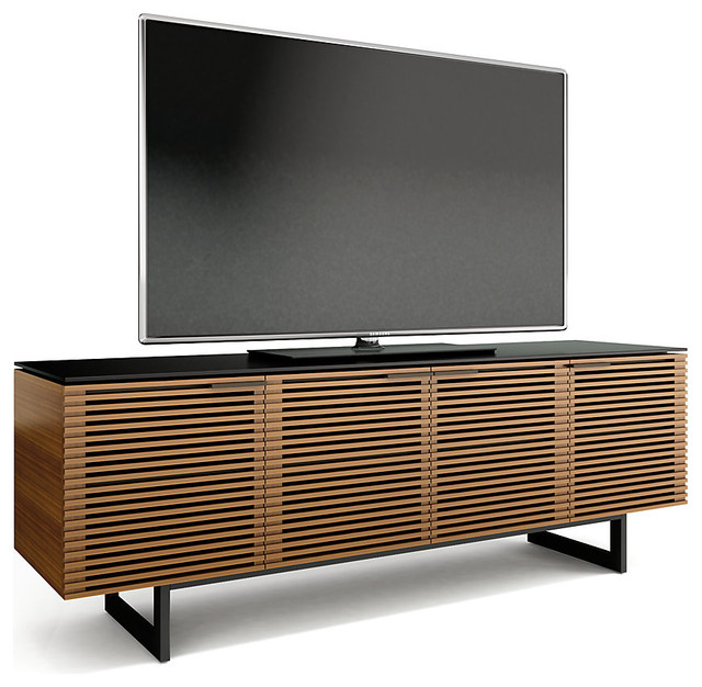 Corridor Quad-width Tall Cabinet - Entertainment Centers And Tv Stands - by SmartFurniture