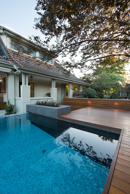 Canterbury contemporary melbourne by out from the for Canterbury landscape design