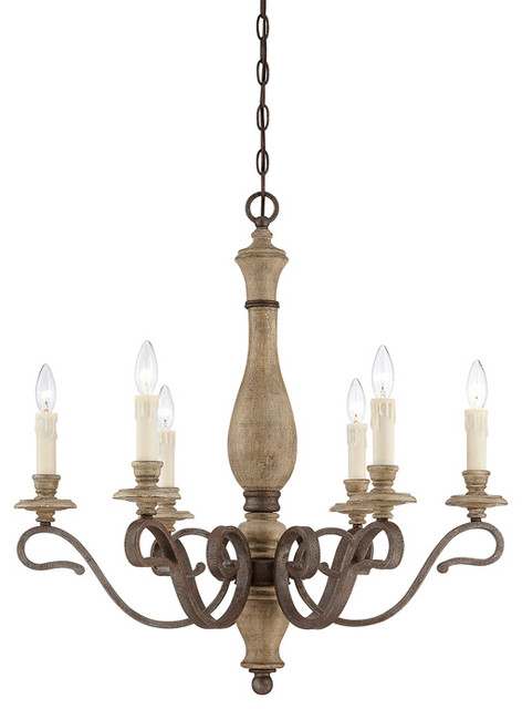 Savoy House 1 7400 6 39 Mallory 6 Light Chandelier Farmhouse Chandeliers