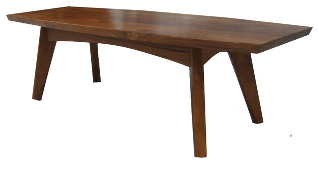 Fonda Cocktail Table Reclaimed Teak Wood Modern