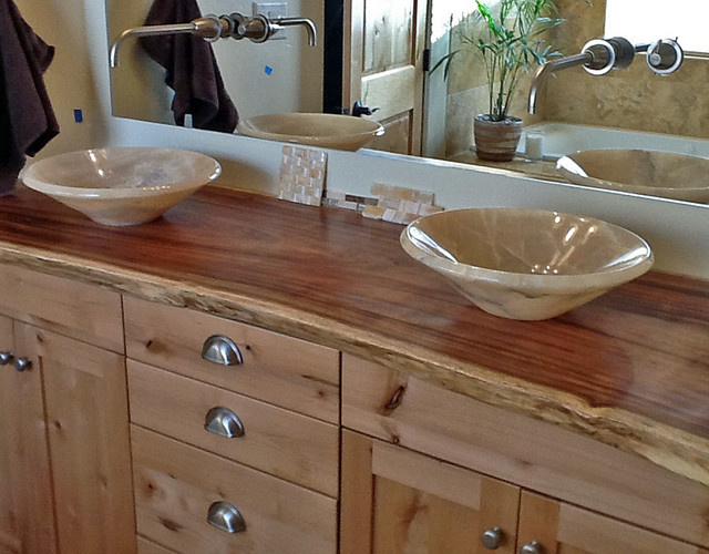 Luxury So I Am Apparently Dimensionally Challenged I Am Trying To Confirm Whether Or Not I Should Purchase The Sink And Faucet I Want Given The 21 Inch Deep Vanity Cabinet I Already  Given All The Bathroom Experts Here, Can Anyone Chime In